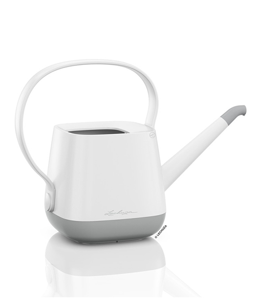 YULA Watering can - WHITE & GREY