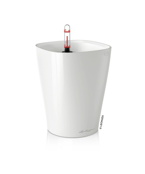 DELTINI - WHITE high glass