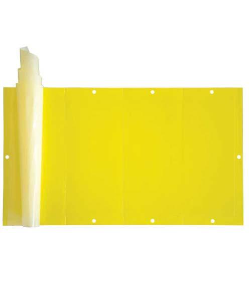 χρωμοτροπική παγίδα κίτρινου χρώματος