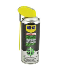WD-40 Specialist Contact Cleaner 400ml, σπρέι καθαρισμού ηλεκτρικών επαφών.