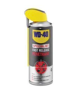 WD-40 Fast Release Penetrant Spray 400ml, σπρέι υψηλής διεισδυτικότητας.