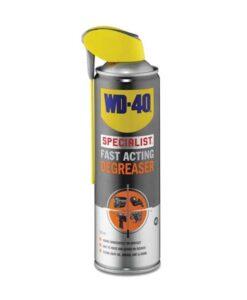 WD-40 Fast Acting De-greaser 500ml, καθαριστικό ταχείας δράσης.