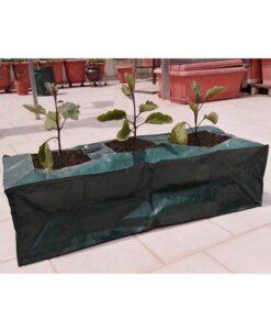 Ορθογώνιος σάκος φύτευσης για λαχανικά