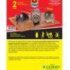 Ποντικοπαγίδα με κόλλα