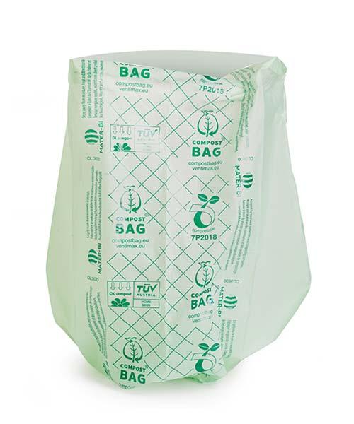 Βιοδιασπώμενη σακούλα