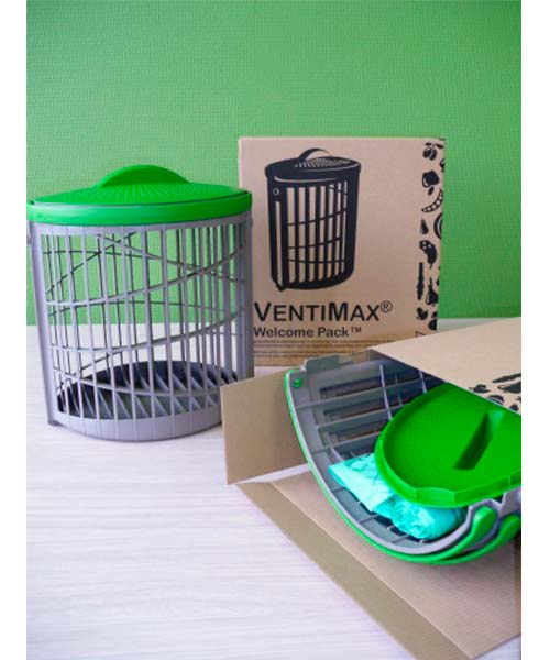 Καδάκι συλλογής φρούτων - λαχανικών | VentiMax