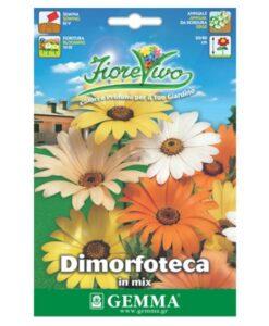 Διμορφοθήκη σε πολλά χρώματα λουλουδιών