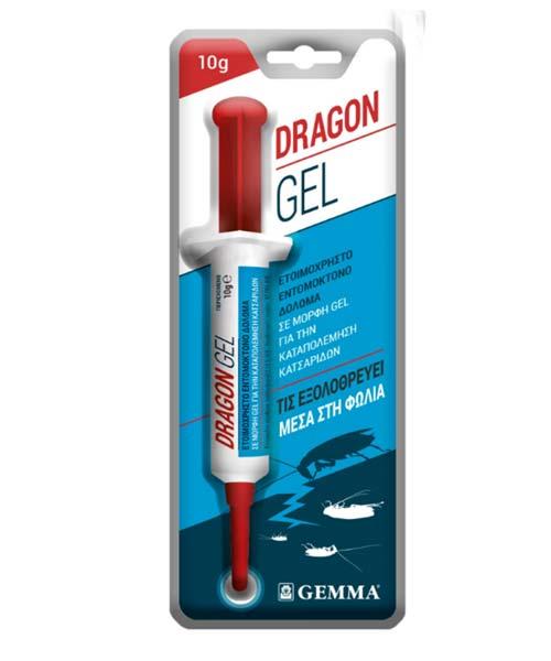 Εντομοκτόνο gel για βαδιστικά έντομα