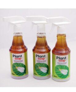 Plant soap